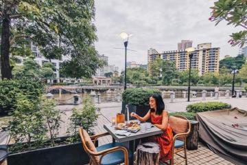 Những quán cà phê view đẹp ở Singapore cho tín đồ sống ảo