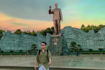 Ghé thăm quảng trường Đại Đoàn Kết – trái tim của phố núi Gia Lai