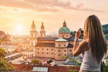 Du lịch đến Salzburg - quê hương của thần đồng âm nhạc Mozart