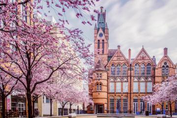 Thành phố Birmingham - đô thị đa văn hóa của vương quốc Anh