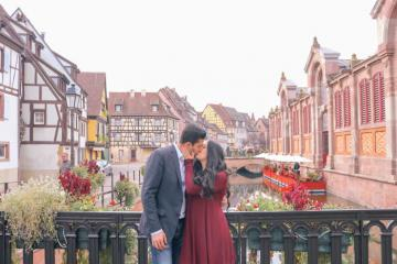 Thiên đường của nước Pháp - thị trấn Colmar