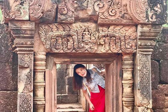 Khám phá quần thể đền Sambor Prei Kuk - cố đô bị lãng quên