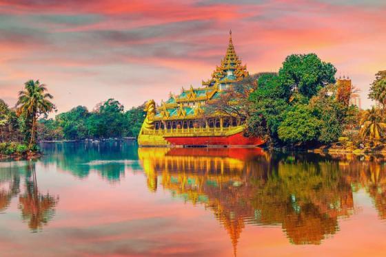 Trải nghiệm chuyến du lịch thị trấn Thanlyin đầy thú vị