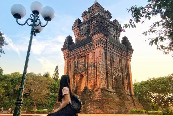 Tới thăm Tháp Nhạn Phú Yên tìm hiểu những điều kỳ thú