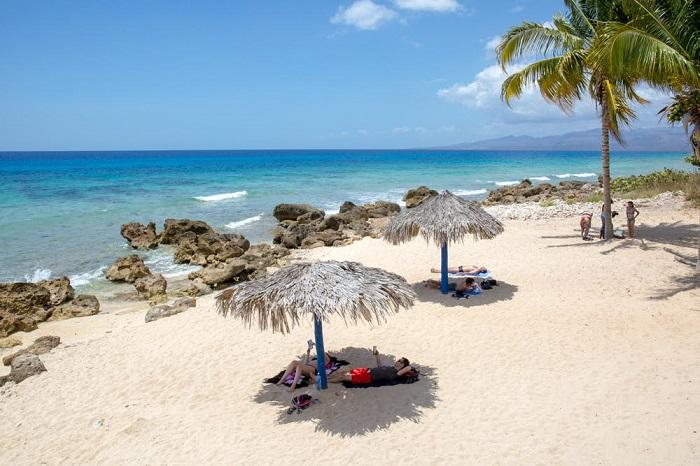 Playa Ancon - Địa điểm du lịch ở Trinidad
