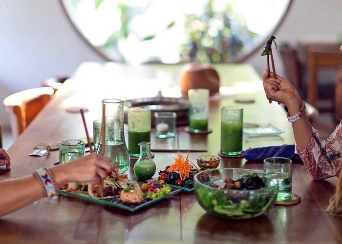 Tổng hợp những quán ăn ngon ở UBud