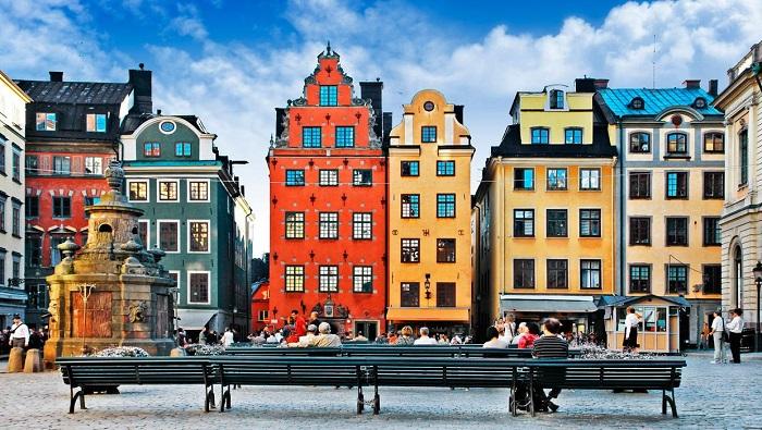 Thủ đô Stockholm - Thành phố đáng sống nhất ở Thụy Điển