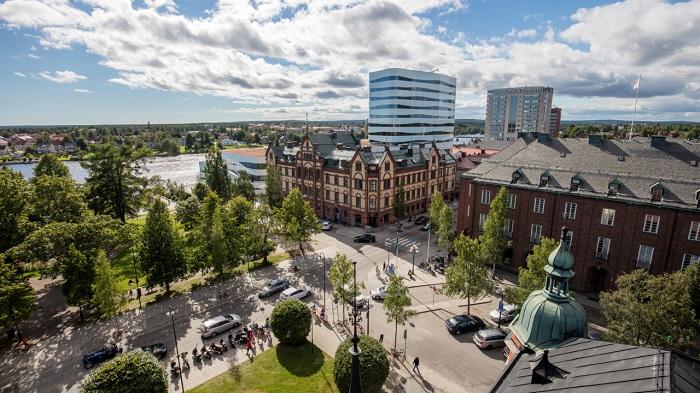 Thành phố UMEA - Thành phố đáng sống nhất ở Thụy Điển