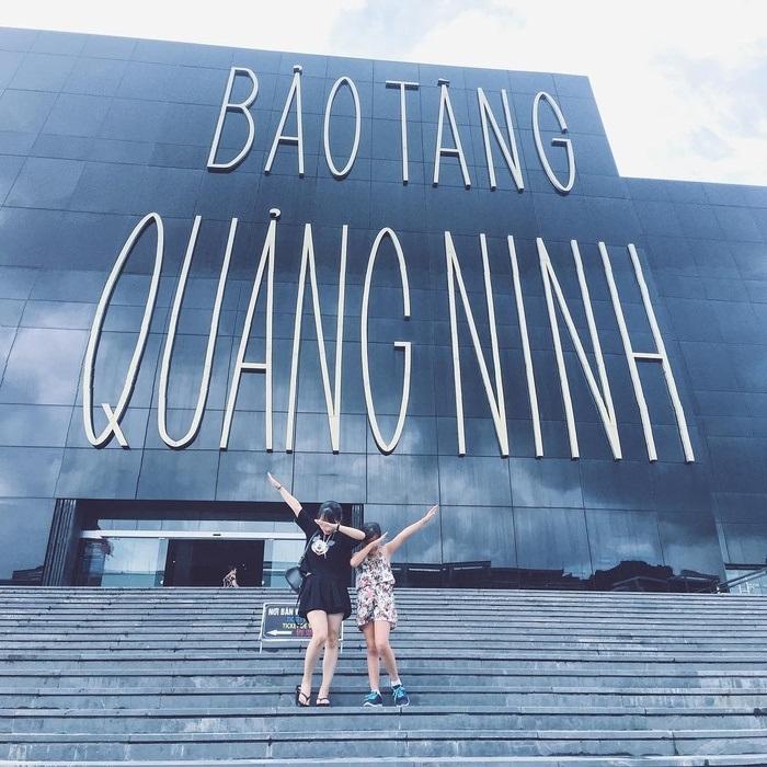 Bảo tàng Quảng Ninh - Khu vui chơi ở Hạ Long