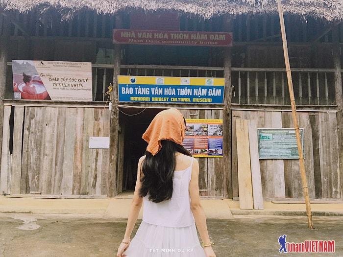 Nhật ký Nặm Đăm Hà Giang - những ngày sống bình yên