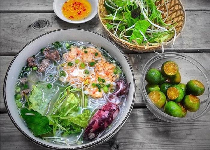 Bún quậy Phú Quốc – món đặc sản nức tiếng phải thưởng thức khi đến đảo Ngọc