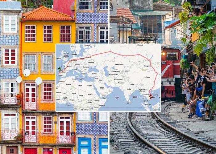Có thể bạn chưa biết: Từ Bồ Đào Nha tới Việt Nam bằng tàu không phải là điều vô lý!