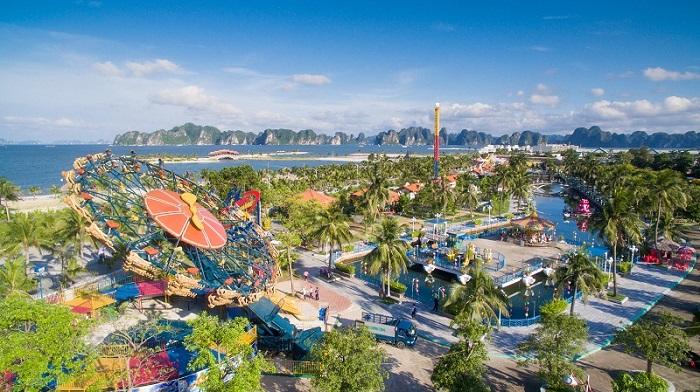Công viên giải trí quốc tế Tuần Châu - Khu vui chơi ở Hạ Long