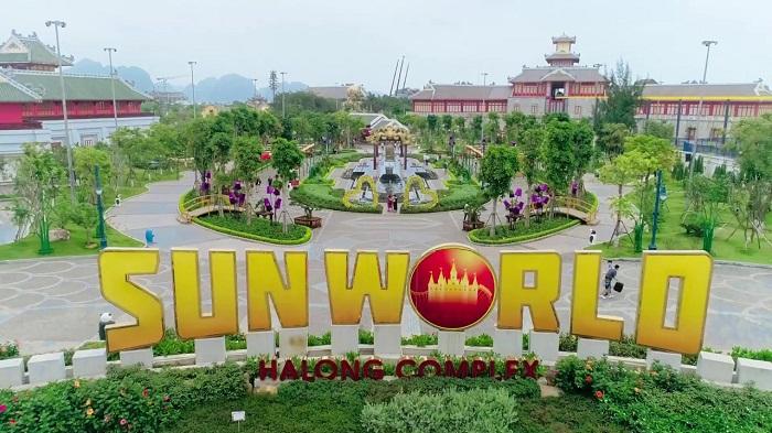 Công viên Sun World - Khu vui chơi ở Hạ Long