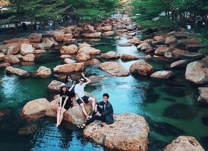 địa điểm vui chơi cuối tuần ở Bình Phước