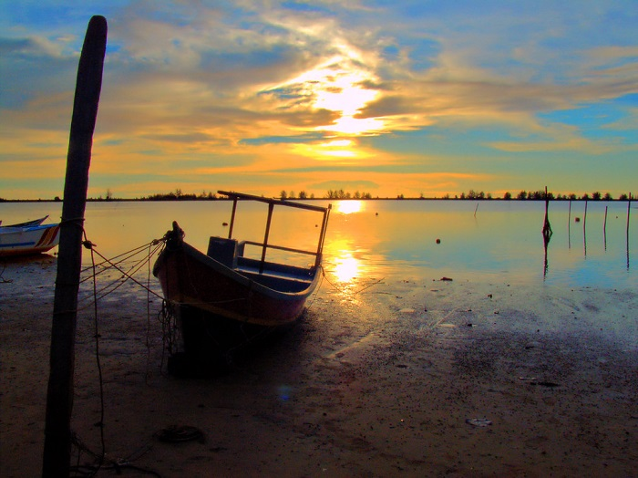 Sunset spots in Brunei everyone want to visit once