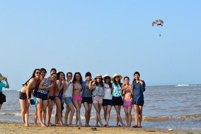 Biển Đồ Sơn - Địa điểm du lịch ở Hải Phòng