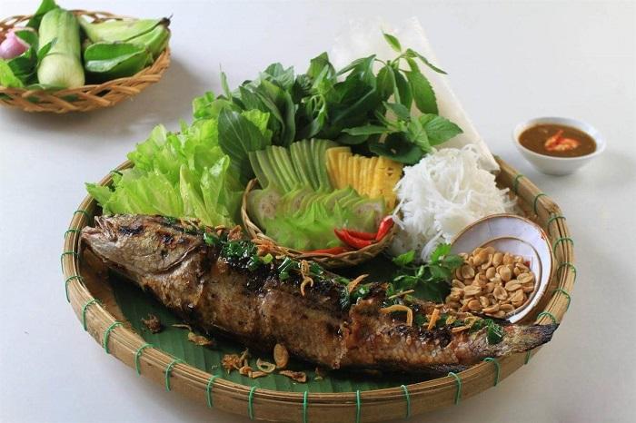 Núi Bà Rá - Thác Mơ Bình Phước ăn đặc sản
