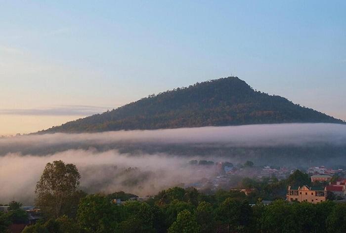 Núi Bà Rá - Thác Mơ Bình Phước