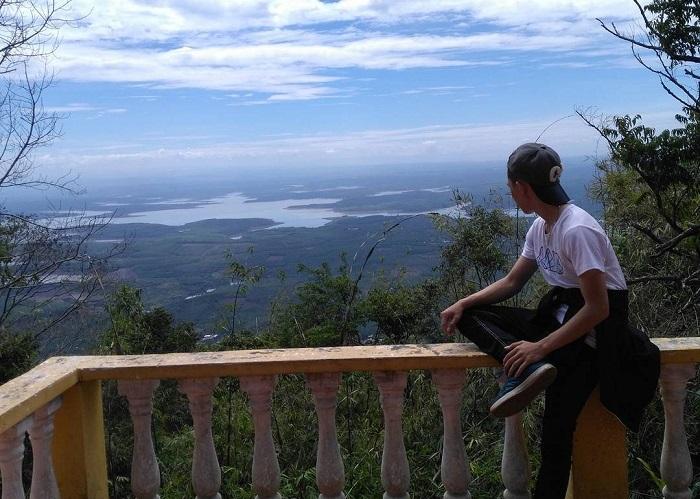 Núi Bà Rá - Thác Mơ Bình Phước leo núi