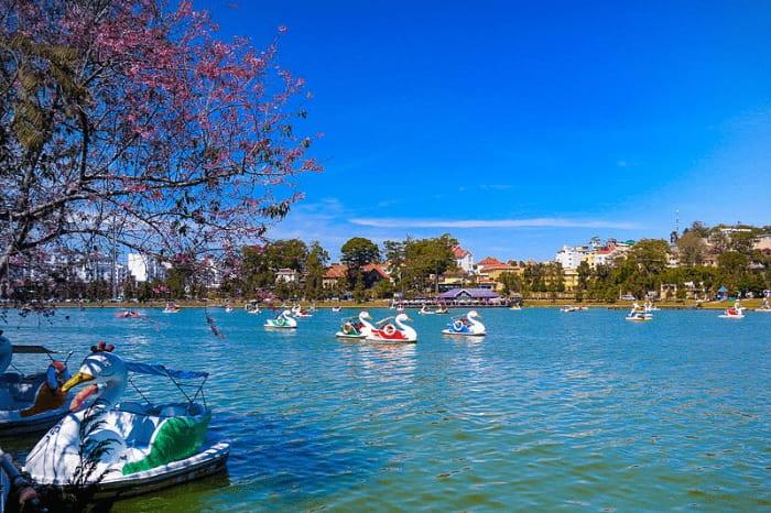 Hồ Xuân Hương - Địa điểm du lịch ở Đà Lạt
