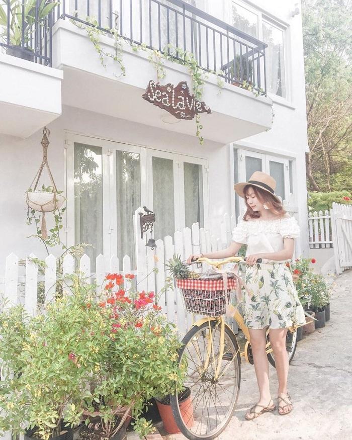 Thỏa đam mê sống ảo với những homestay đẹp ở Vũng Tàu