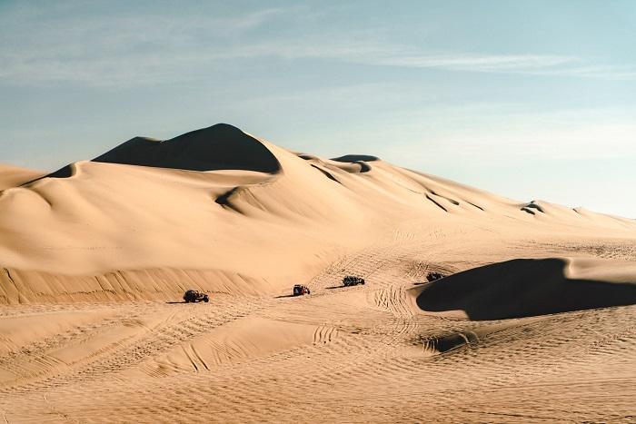 Lạc bước vào ốc đảo sa mạc Huacachina đẹp như trong chuyện cổ tích