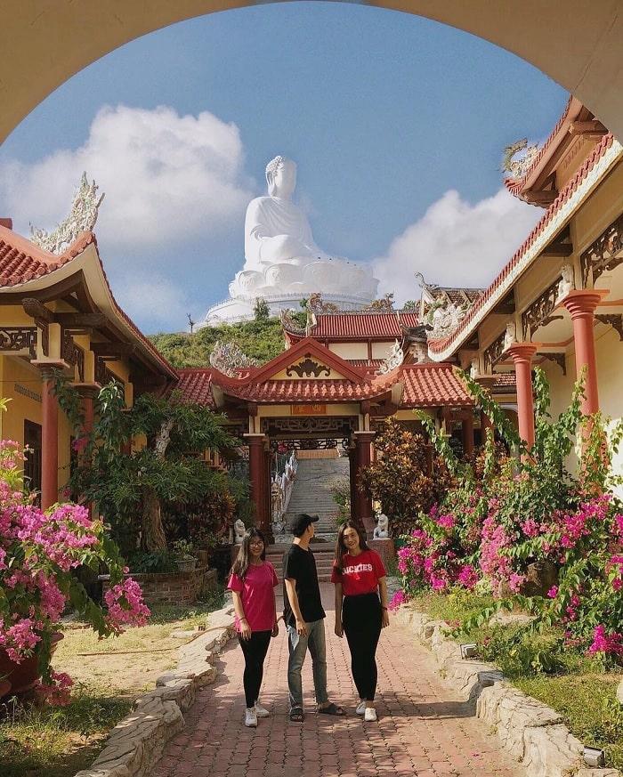 Chùa Ông Núi - chốn tâm linh đẹp nhất nhì Bình Định