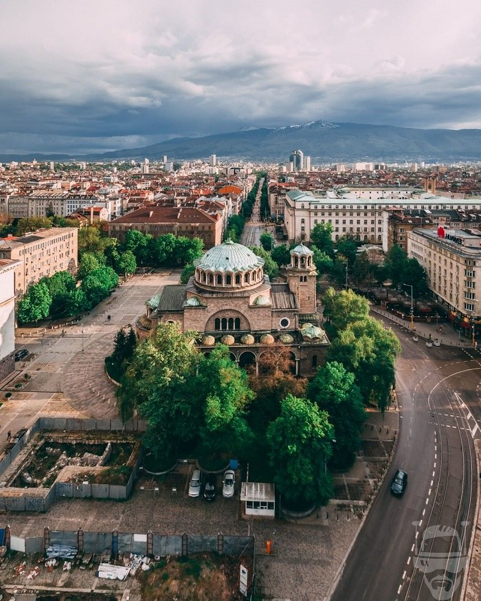 Kinh nghiệm du lịch Sofia thủ đô tuyệt đẹp của xứ sở hoa hồng Bulgaria