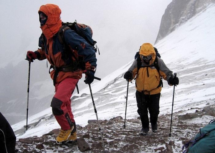 Experience climbing Cerro Aconcagua - 'Everest' of South America