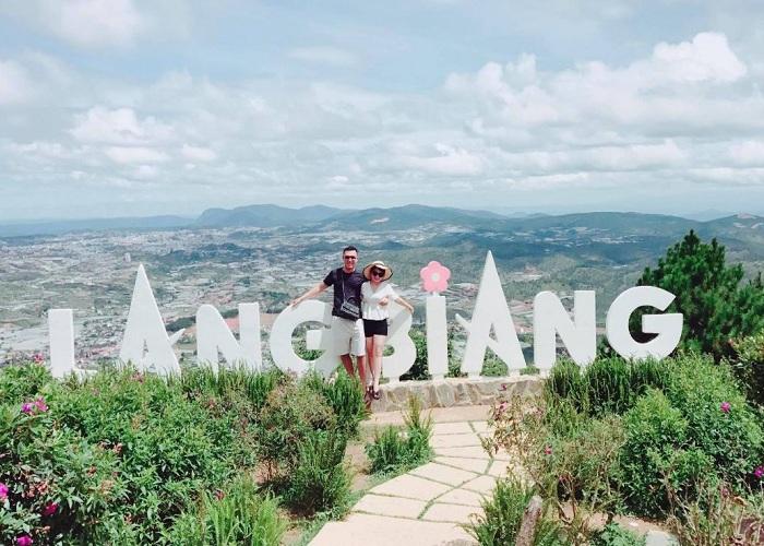 Núi Langbiang - Địa điểm du lịch ở Đà Lạt