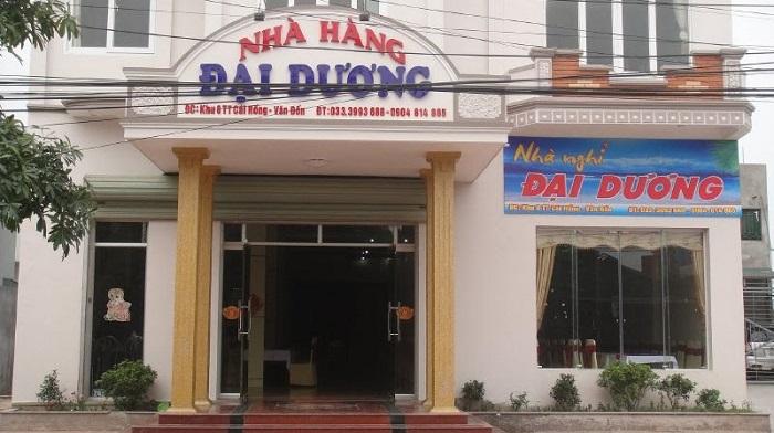 Nhà hàng Đại Dương - Địa chỉ quán ăn ngon ở Vân Đồn