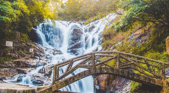 Thác Datanla - Địa điểm du lịch ở Đà Lạt