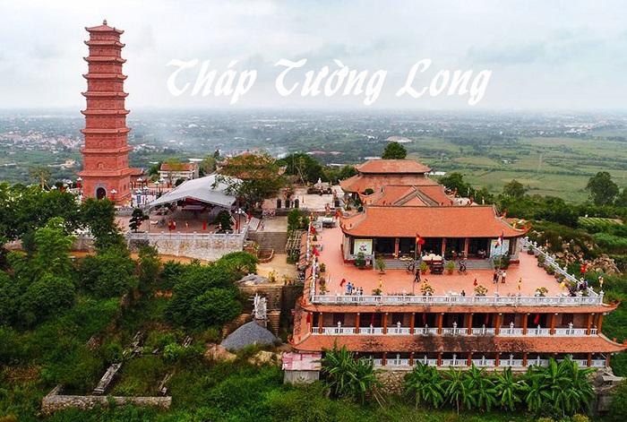 Tháp Tường Long - Địa điểm du lịch ở Hải Phòng