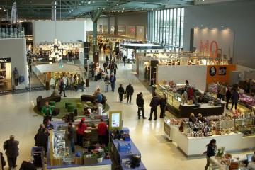 Móc sạch hầu bao với các địa điểm mua sắm ở Stockholm