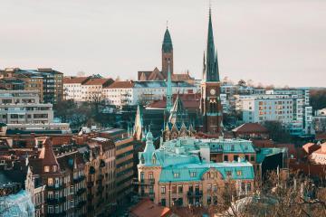 Cùng điểm tên những thành phố đáng sống nhất ở Thụy Điển