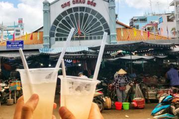 Khám phá thiên đường ẩm thực tại chợ Châu Đốc An Giang