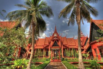 Các bảo tàng Campuchia nổi tiếng nhất định phải ghé thăm một lần
