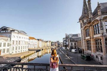 Ghé thăm thành phố Mons Bỉ cổ kính và quyến rũ
