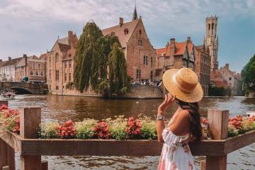 Các địa điểm tham quan hàng đầu ở Bruges - 'Venice của phương Bắc' của Bỉ