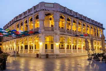 Khám phá thiên đường mua sắm vạn người mê trong chợ Souq Waqif ở Qatar