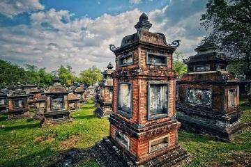 Chùa Bổ Đà - Chốn tâm linh cổ tự với vườn tháp độc đáo nhất Việt Nam