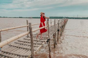 Check-in mỏi tay tại những địa điểm chụp ảnh đẹp ở Thái Bình này!