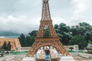 Dạo quanh thế giới tại công viên Mini Siam ở Pattaya
