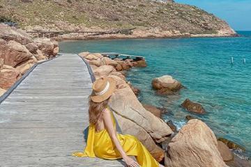 'Đi đu đưa' tại các điểm du lịch Quy Nhơn đẹp mê hồn