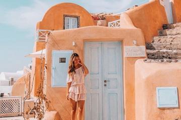 12 địa điểm check-in ở Oia Santorini cho những khung hình cực xịn