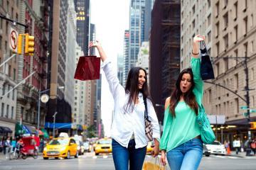 Shopping thả ga tại những địa điểm mua sắm nổi tiếng bậc nhất thành phố New York