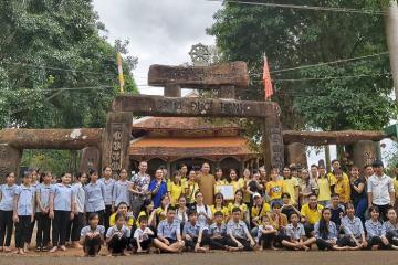 Vãn cảnh, thanh tịnh tại 4 địa điểm du lịch tâm linh ở Bình Phước