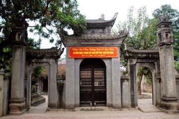 Tìm về nét xưa tại chùa Hiến Hưng Yên