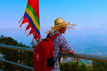Du lịch núi Bà Rá – Thác Mơ Bình Phước đi cáp treo, leo núi và ngắm cảnh tuyệt đẹp